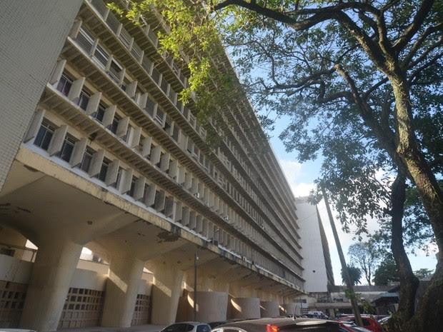 Hospital das Clínicas Recife (Foto: HC/Divulgação)