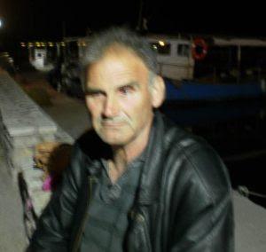 ο πρόεδρος του αλιευτικού συλλόγου Ακτίου-Βόνιτσας, Τάκης Κουτσούμπας