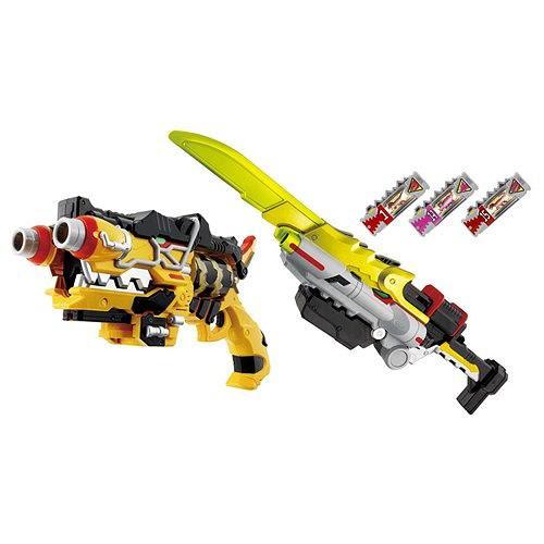 獣電戦隊キョウリュウジャー ガブルキャノンdxセット おもちゃホビー
