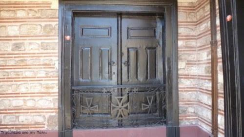 Γιατί είναι σφραγισμένη εδώ και 193 χρόνια η κεντρική πύλη του Πατριαρχείου;