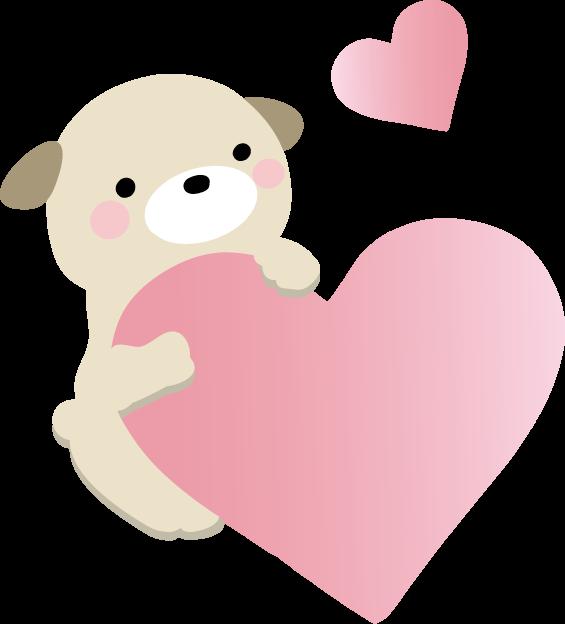 かわいいイラスト無料イラストフリー素材犬 かわいい犬のイラスト