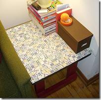 Dominoes Table