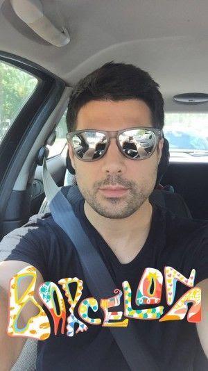 Filtro Snapchat