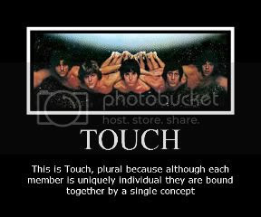 Touch on MySpace