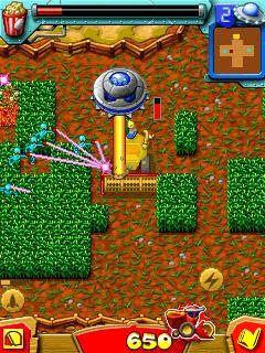 Pertanian game mobile Invasion USA - screenshot.  Gameplay Pertanian Invasion USA