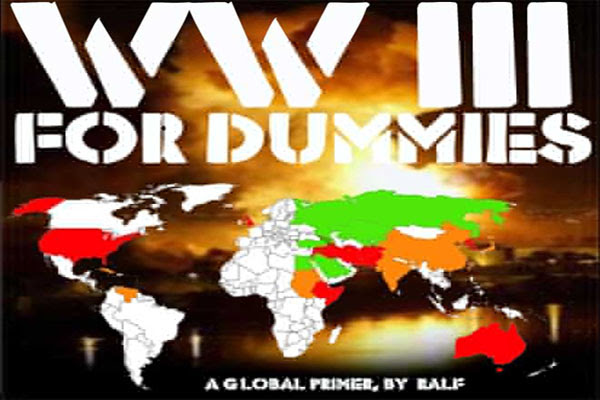 WORLD WAR 3 FOR DUMMIES