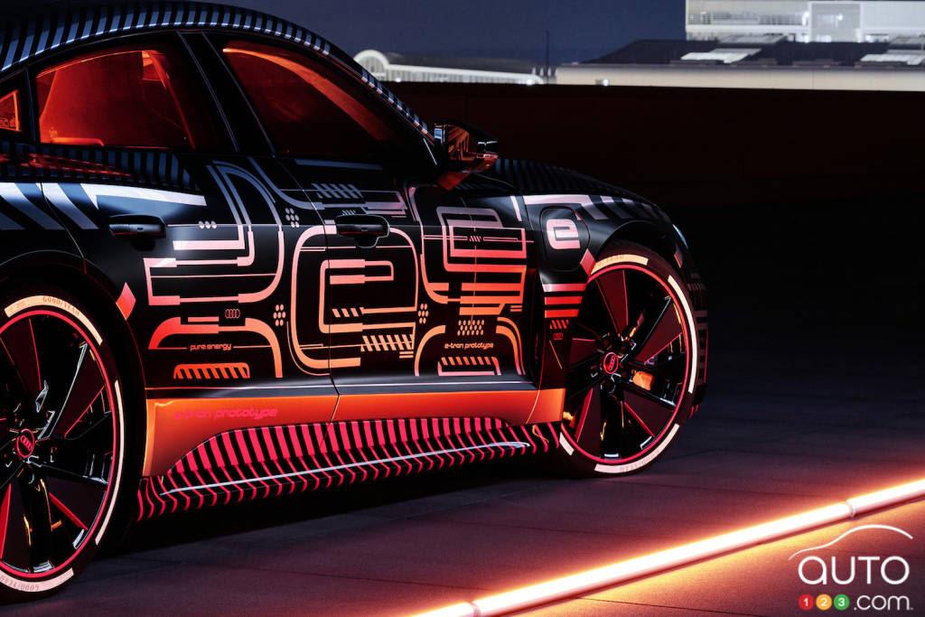 2021 audi etron gt presented  car news  auto123