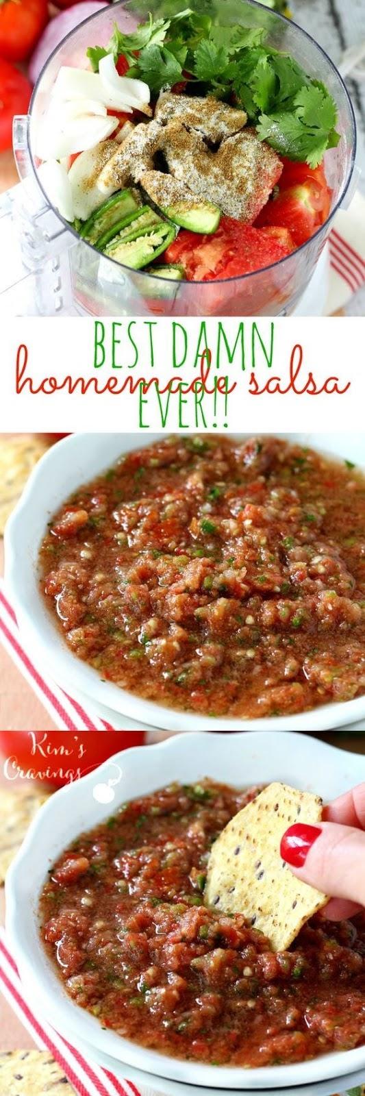 Best Damn Salsa Ever