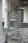 File:White metal spiral staircase.jpg - Wikimedia Commons