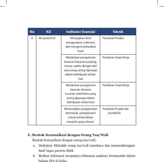Kunci Jawaban Buku Paket Ipa Smp Kelas 7