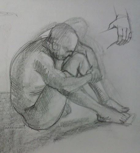 Life sketching by dibujandoarte