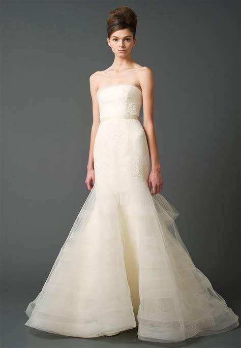 vera wang georgina size  wedding dress oncewedcom