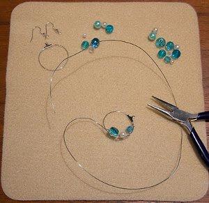 Jewels of the Ocean Earrings