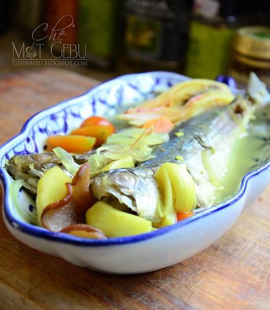 Selayang Ikan Dan Ikan Sardin Beza: SINGGANG ASAM IKAN SELAYANG