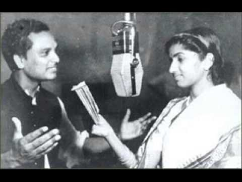 Badli teri nazar to nazare badal gaye hindi lyrics - badi bahu - 1951