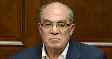 رئيس بنك الإسكندرية السابق محمود عبد السلام عمر - AP