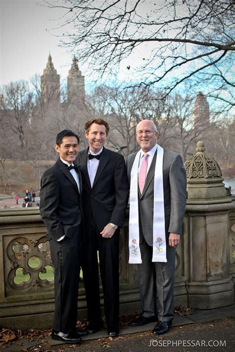 New York City Gay Wedding by Reverend   NYC Same Sex