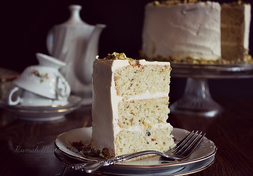 The Cake by Fitri D. // Rumah Manis