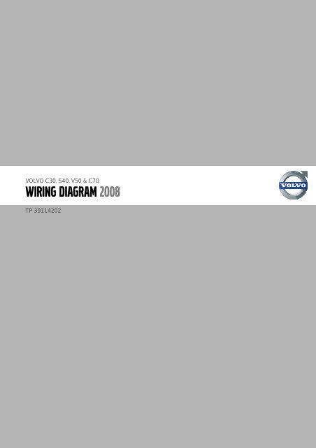 Diagram Volvo C30 S40 V50 C70 2011 Electrical Wiring Diagram Manual Instant Download Full Version Hd Quality Instant Download Zxebooksk Ficlazio It