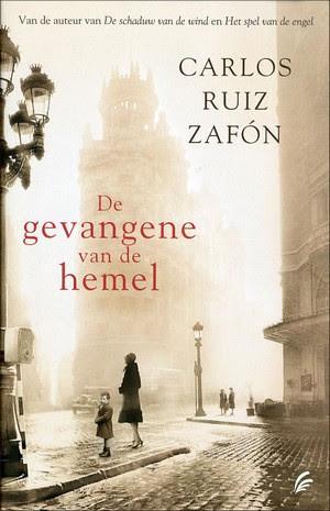 Carlos Ruiz Zafon - De gevangene van de hemel 300