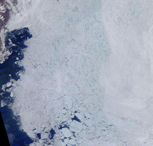 Beaufort Thin Ice