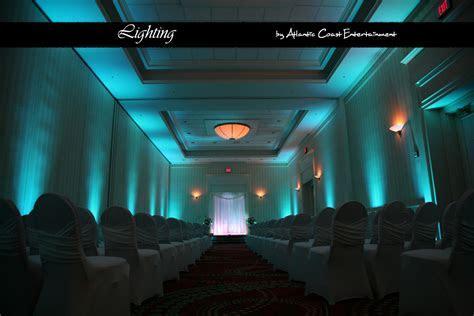 CT Wedding Uplighting CT RI MA Atlantic Coast