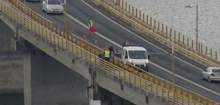 Κοζάνη: Βγήκε από το ταξί και έκανε βουτιά θανάτου στη γέφυρα των Σερβιών (ΔΕΙΤΕ ΦΩΤΟ)