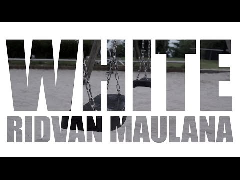 Ridvan Maulana - WHITE (Official Lyric Video)