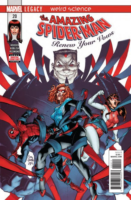 Amazing Spider-Man - Renew Your Vows #20