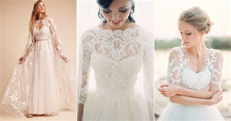 18 Gorgeous Wedding Cover Ups To Keep Warm In Style