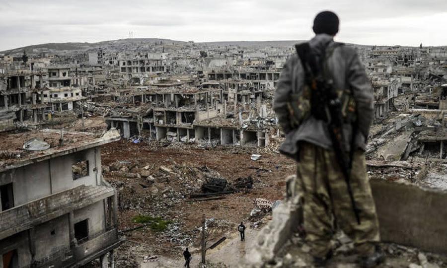 Η Ρωσία πρότεινε στις ΗΠΑ να συνεργαστούν στη Συρία
