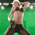 Jessica Alba Stripper Green Screen Video From 'Sin City 2′