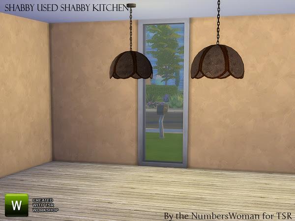 TheNumbersWomans Shabby Bargain Shabby Chic Kitchen Lighting