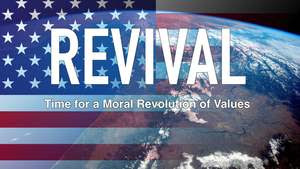 "Intro Video for the ""Revival: Time for a Moral Revolution of Values"" Tour"