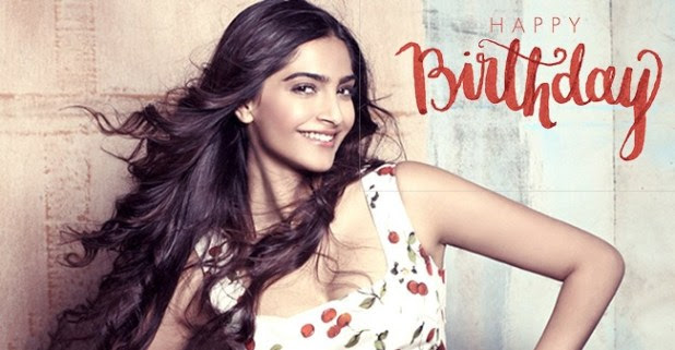 Birthday Special: Sonam Kapoor Has Immense Love ForFamily, Fashion, And Other Things