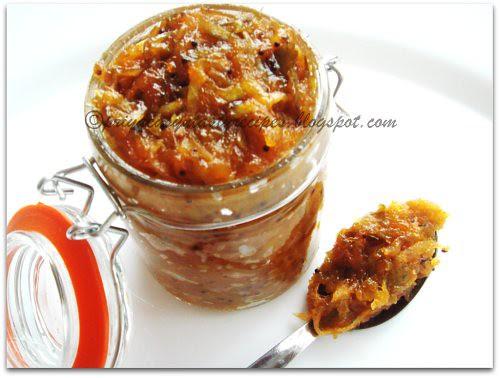 Sweet Mango Thokku