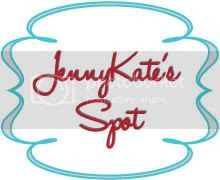 JennyKate's Spot Button