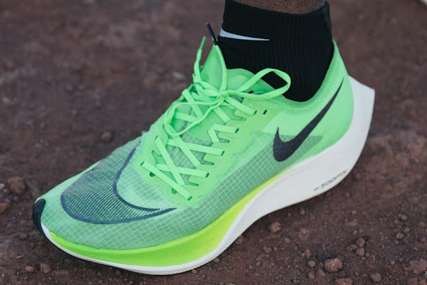 e6fded09a85 Nike Unveil The Much Anticipated ZoomX Vaporfly NEXT% Running Shoe