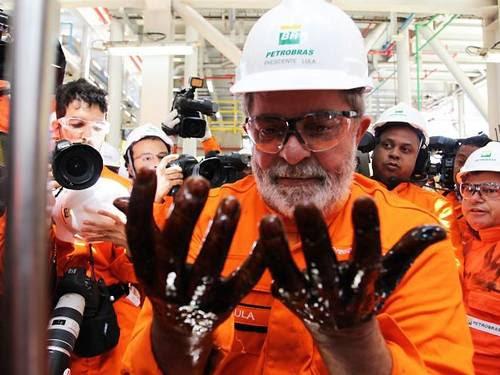'O PAI': STF diz que não houve ilegalidade na condução de Lula, que acabou confessando o crime.