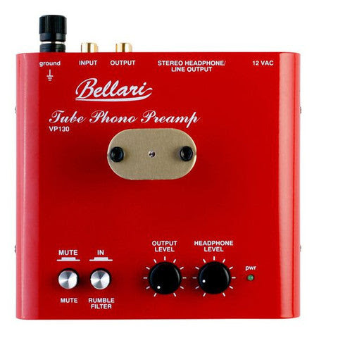 Bellari VP130 Turntable Preamp