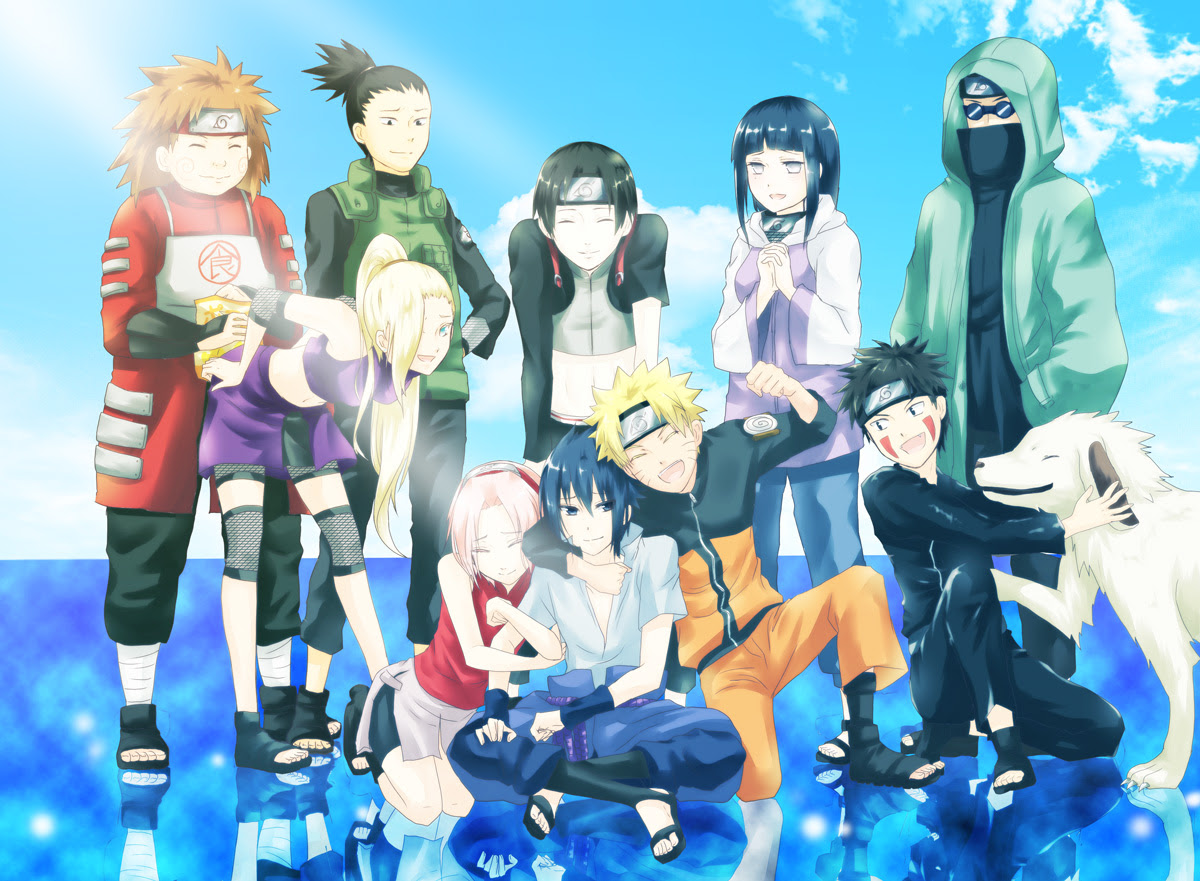 Naruto images Naruto Characters HD wallpaper and background photos