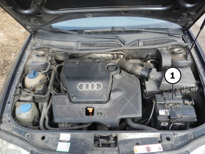 Audi A3 Battery Type