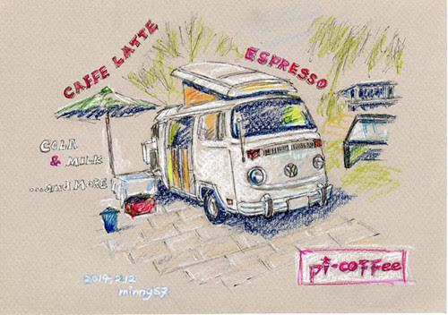 pi-coffee bus