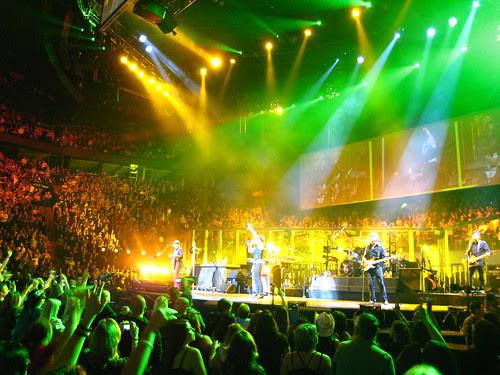 Bon Jovi Concert Stage by Anirudh Koul, on Flickr