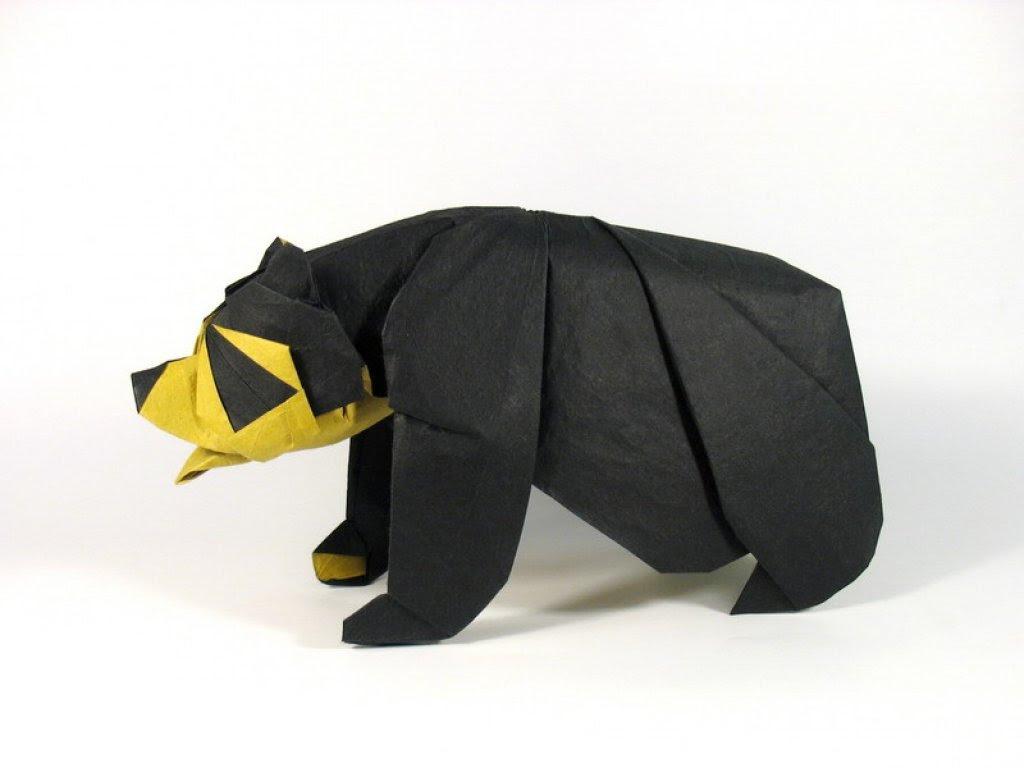 Os incríveis origamis de Nguyen Hung Cuong 04