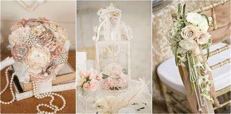 Vintage Wedding Inspiration: Ideas of the Key Wedding