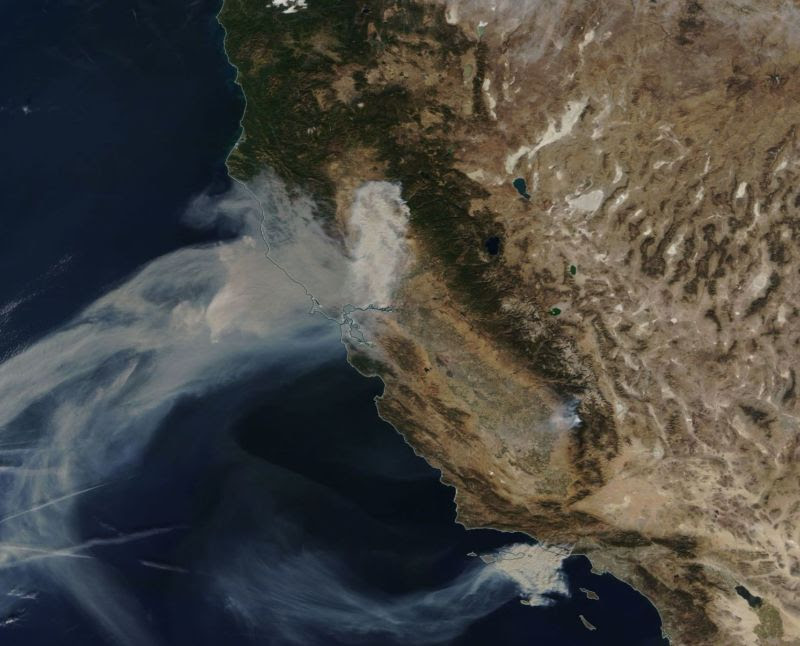 What Is Going On With Californias Horrific Fires Ars
