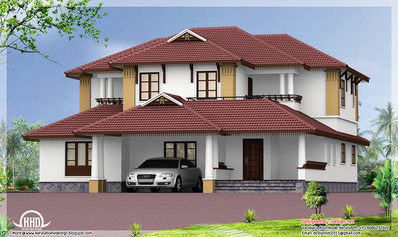 Home Design 11 New Quatro Aguas House Design