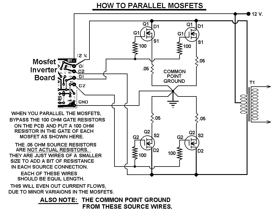 1000 Watt Power Inverter Schematic Under Repository Circuits 32957 Next Gr