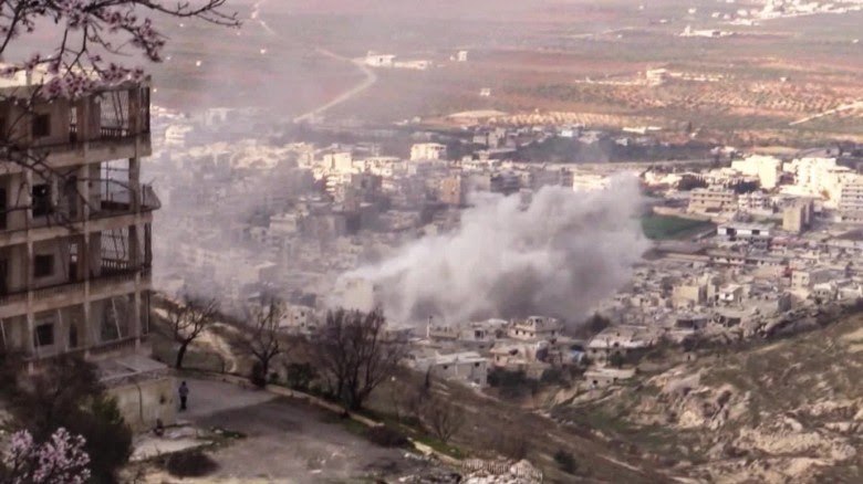 The struggle for a ceasefire in Syria